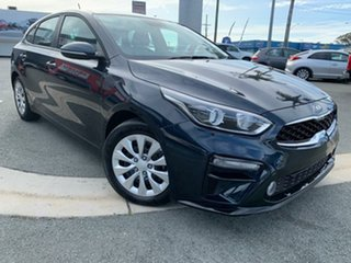 2019 Kia Cerato BD MY19 S Gravity Blue 6 Speed Sports Automatic Hatchback.