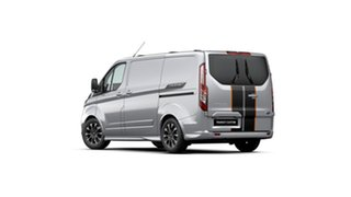 2020 Ford Transit Custom VN 2020.50MY 320S (Low Roof) Sport Moondust Silver 6 Speed Automatic Van