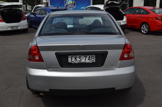 2003 Holden Commodore VY Equipe Silver 4 Speed Automatic Sedan