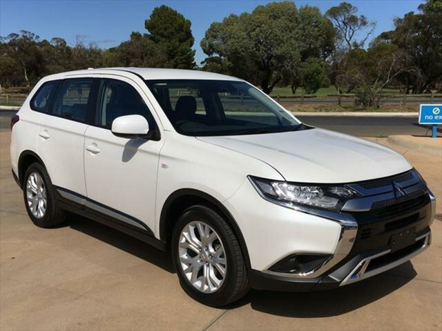 New Mitsubishi Outlander ZL MY21 ES 2WD Berri, 2020 Mitsubishi Outlander ZL MY21 ES 2WD Starlight 6 Speed Constant Variable Wagon