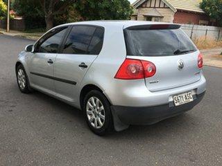 2005 Volkswagen Golf V Comfortline DSG 6 Speed Sports Automatic Dual Clutch Hatchback