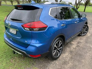 2017 Nissan X-Trail T32 Series II TL X-tronic 4WD Blue 7 Speed Constant Variable Wagon