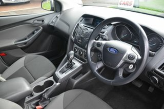 2013 Ford Focus LW MK2 Ambiente Silver 6 Speed Automatic Hatchback