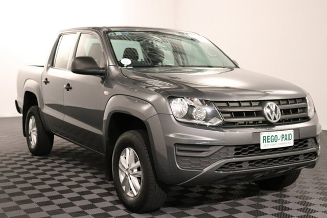 Used Volkswagen Amarok 2H MY17 TDI420 4MOTION Perm Core Acacia Ridge, 2017 Volkswagen Amarok 2H MY17 TDI420 4MOTION Perm Core 8 speed Automatic Utility