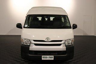 2015 Toyota HiAce TRH223R MY14 French Vanilla Automatic Bus.