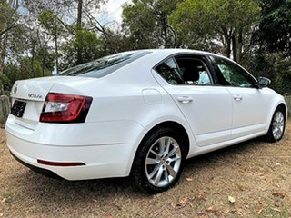 2019 Skoda Octavia NE MY19 110TSI Sedan DSG Candy White 7 Speed Sports Automatic Dual Clutch
