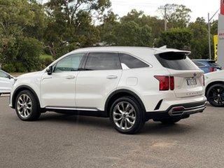 2020 Kia Sorento GT-Line Snow White Pearl Sports Automatic Dual Clutch Wagon
