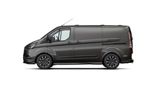 2020 Ford Transit Custom VN 2020.50MY 320S (Low Roof) Sport Magnetic 6 Speed Automatic Van