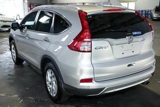 2015 Honda CR-V RM Series II MY16 VTi-S Silver 5 Speed Sports Automatic Wagon
