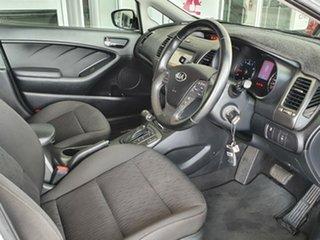 2014 Kia Cerato YD MY15 SI Silver 6 Speed Sports Automatic Sedan.