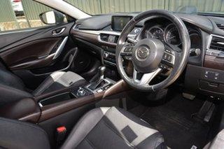 2015 Mazda 6 GJ1032 Atenza SKYACTIV-Drive Blue 6 Speed Sports Automatic Sedan