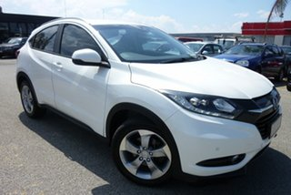 2015 Honda HR-V VTi Antartic White Continuous Variable Wagon.