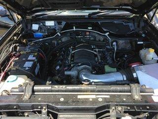 2005 Nissan Patrol ST 430ci LS3 Black Wagon