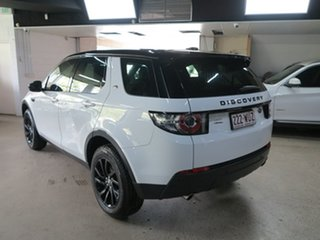 2016 Land Rover Discovery Sport L550 16.5MY SE White 9 Speed Sports Automatic Wagon