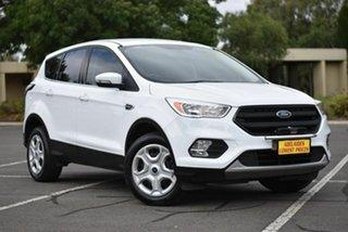 2016 Ford Escape ZG Ambiente White 6 Speed Sports Automatic SUV.