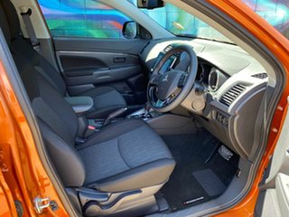 2020 Mitsubishi ASX XD MY21 MR 2WD Sunshine Orange 1 Speed Constant Variable Wagon