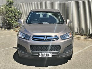 2014 Holden Captiva CG MY14 7 LS Bronze 6 Speed Sports Automatic Wagon
