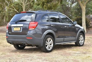 2014 Holden Captiva CG MY14 7 AWD LT Grey 6 Speed Sports Automatic Wagon