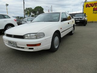 1994 Toyota Camry White 4 Speed Automatic Sedan.