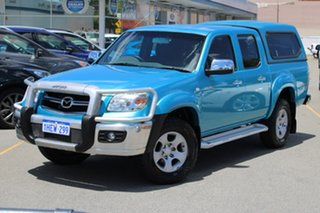 2009 Mazda BT-50 UNY0E4 SDX Blue 5 Speed Manual Utility.