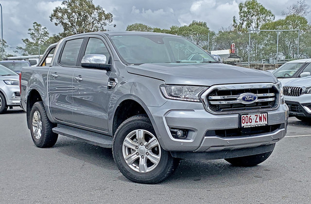 Used Ford Ranger PX MkIII 2020.25MY XLT Ebbw Vale, 2020 Ford Ranger PX MkIII 2020.25MY XLT Aluminium 10 Speed Sports Automatic Double Cab Pick Up