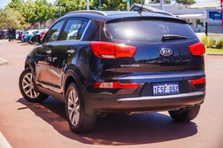 2015 Kia Sportage SL MY14 Si 2WD Premium Black 6 Speed Sports Automatic Wagon.
