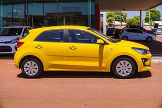 2020 Kia Rio YB S Yellow Automatic Hatchback