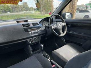 2007 Suzuki Swift RS415 Z Series Black 4 Speed Automatic Hatchback