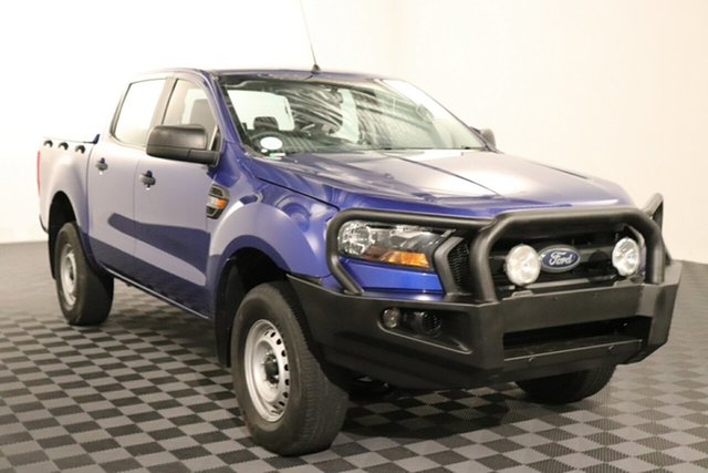 Used Ford Ranger PX MkII XL Acacia Ridge, 2016 Ford Ranger PX MkII XL Blue 6 speed Automatic Utility