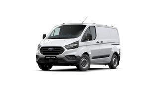 2020 Ford Transit Custom VN 2020.50MY 340S (Low Roof) Frozen White 6 Speed Automatic Van
