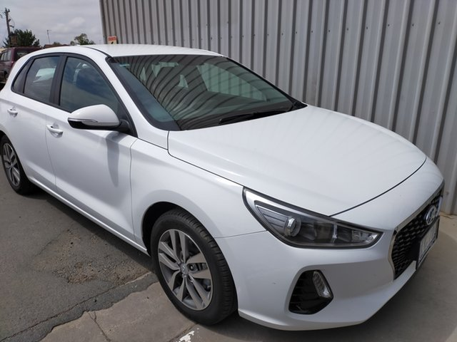 Used Hyundai i30 GD4 Series II MY17 Active Horsham, 2017 Hyundai i30 GD4 Series II MY17 Active 6 Speed Sports Automatic Hatchback