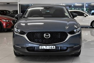 2020 Mazda CX-30 DM2W7A G20 SKYACTIV-Drive Evolve Grey 6 Speed Sports Automatic Wagon.
