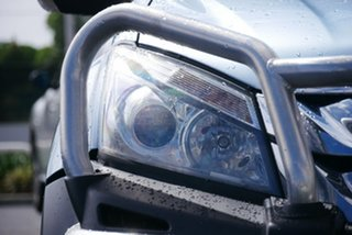 2015 Isuzu MU-X MY15 LS-T Rev-Tronic Blue 5 Speed Sports Automatic Wagon.