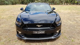 2017 Ford Mustang FM 2017MY GT Fastback SelectShift Black 6 Speed Sports Automatic Fastback.