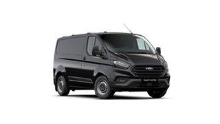 2021 Ford Transit Custom VN 2021.25MY 340S (Low Roof) Agate Black Metallic 6 Speed Automatic Van.