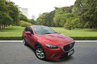 2016 Mazda CX-3 DK2W7A Maxx SKYACTIV-Drive Red 6 Speed Sports Automatic Wagon.