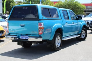 2009 Mazda BT-50 UNY0E4 SDX Blue 5 Speed Manual Utility