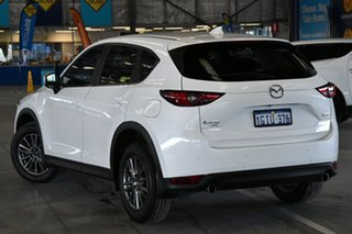 2017 Mazda CX-5 MY17 Maxx Sport (4x4) Snowflake White 6 Speed Automatic Wagon.