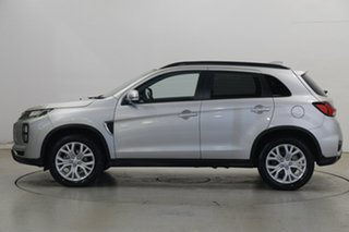 2019 Mitsubishi ASX XD MY20 LS 2WD Sterling Silver 1 Speed Constant Variable Wagon.