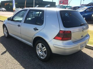2003 Volkswagen Golf 1.6 Generation Silver 5 Speed Manual Hatchback