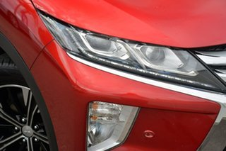 2018 Mitsubishi Eclipse Cross YA MY19 Exceed 2WD Red 8 Speed Constant Variable Wagon