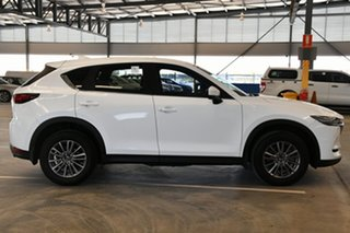 2017 Mazda CX-5 MY17 Maxx Sport (4x4) Snowflake White 6 Speed Automatic Wagon