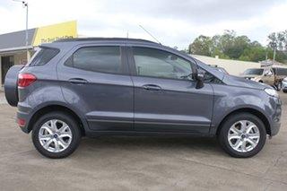 2017 Ford Ecosport BK Trend PwrShift Grey 6 Speed Sports Automatic Dual Clutch Wagon.