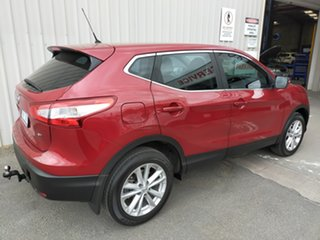 2017 Nissan Qashqai J11 ST 1 Speed Constant Variable Wagon