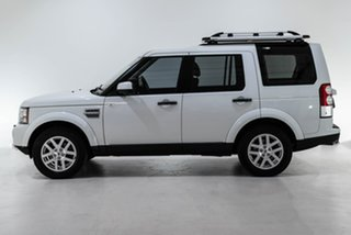 2010 Land Rover Discovery 4 Series 4 10MY TdV6 CommandShift 6 Speed Sports Automatic Wagon