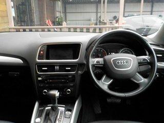 2015 Audi Q5 8R MY15 TFSI Tiptronic Quattro Grey 8 Speed Sports Automatic Wagon