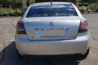 2006 Holden Calais VE V Silver 5 Speed Automatic Sedan.