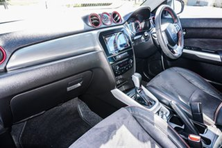 2018 Suzuki Vitara LY S Turbo 2WD White 6 Speed Sports Automatic Wagon