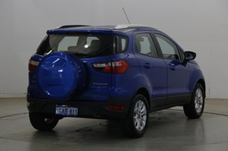 2015 Ford Ecosport BK Titanium PwrShift Blue 6 Speed Sports Automatic Dual Clutch Wagon