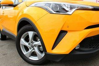 C-HR Standard 2WD 1.2L Petrol Auto CVT Wagon.